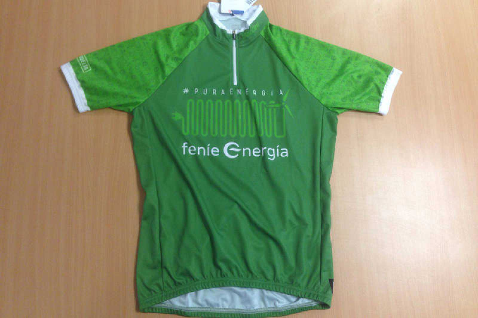 Imagen del maillot Feníe Energie.