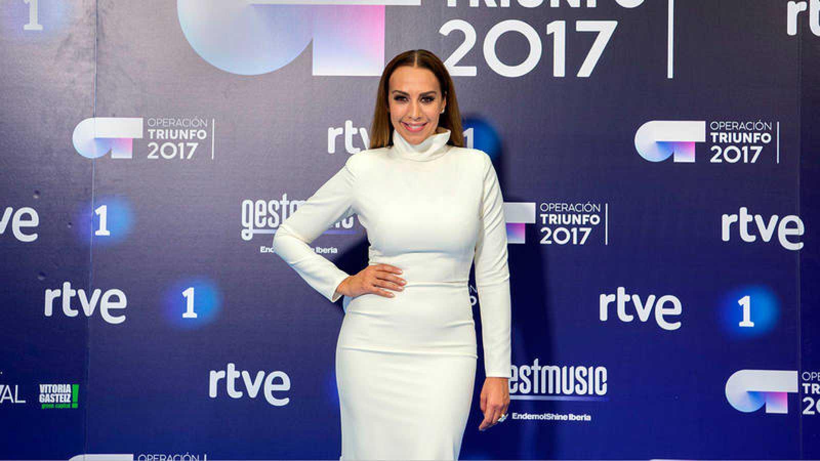 Mónica Naranjo, jurado de OT