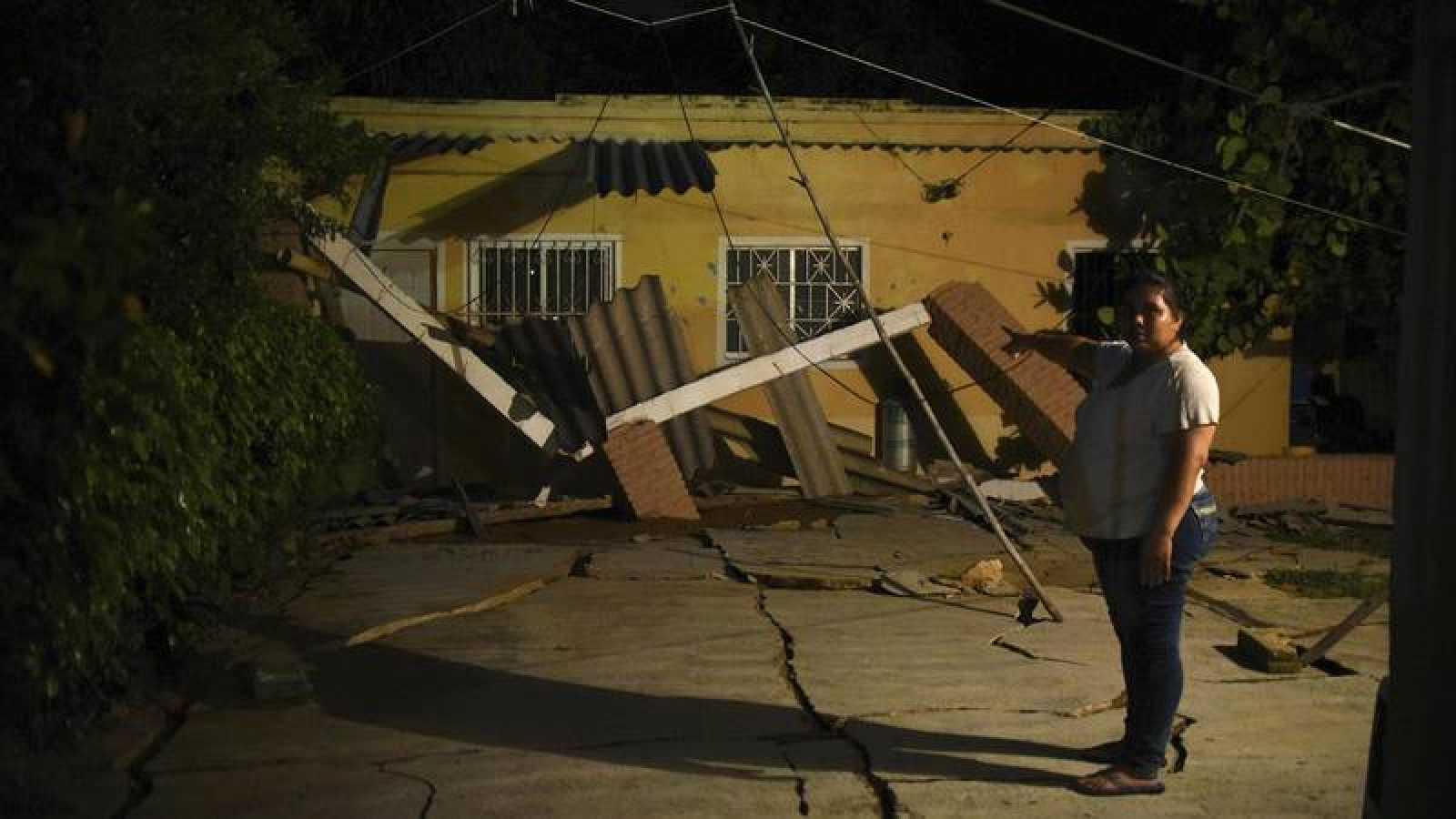 El epicentro del terremoto se ha registrado a 33 kilómetros de profundidad.