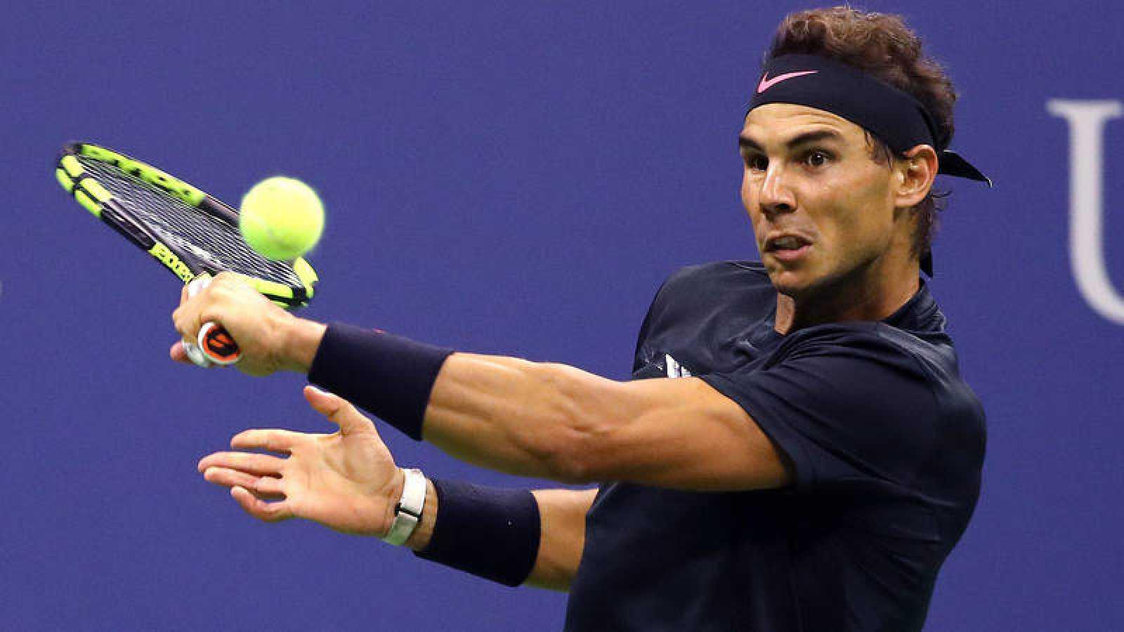 Rafa Nadal, favorito para conseguir su tercer US Open.