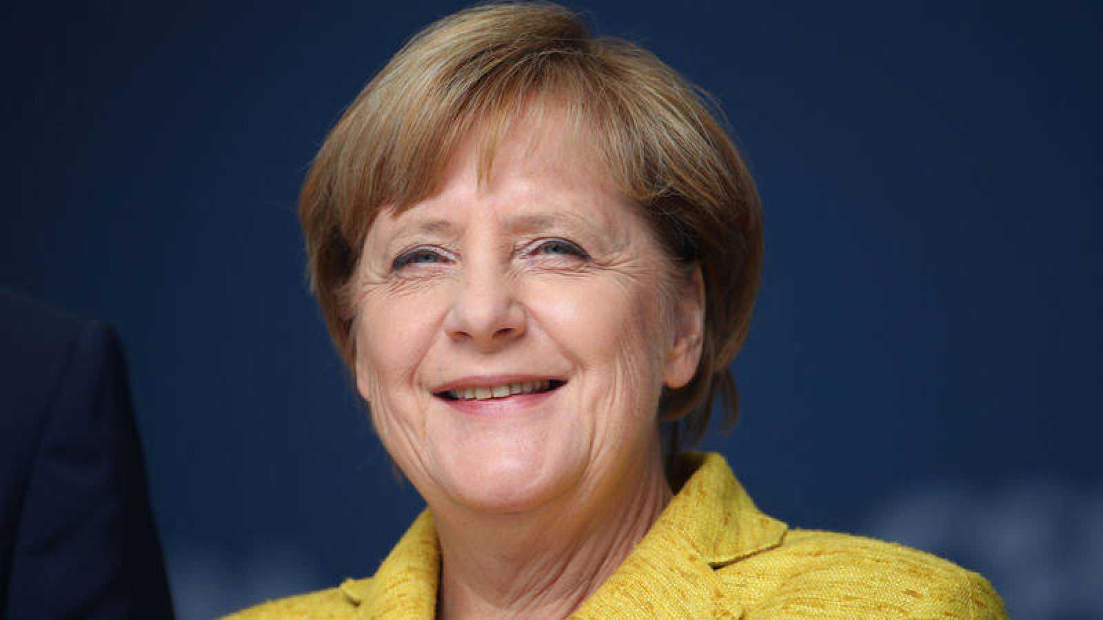 La canciller alemana acumula doce años en el poder