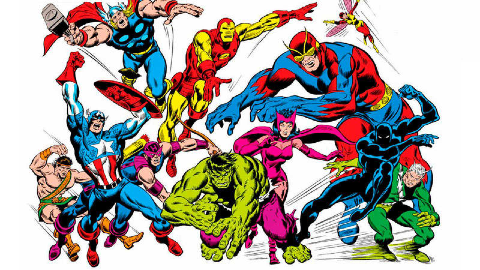 El nacimiento del Universo Marvel - RTVE.es