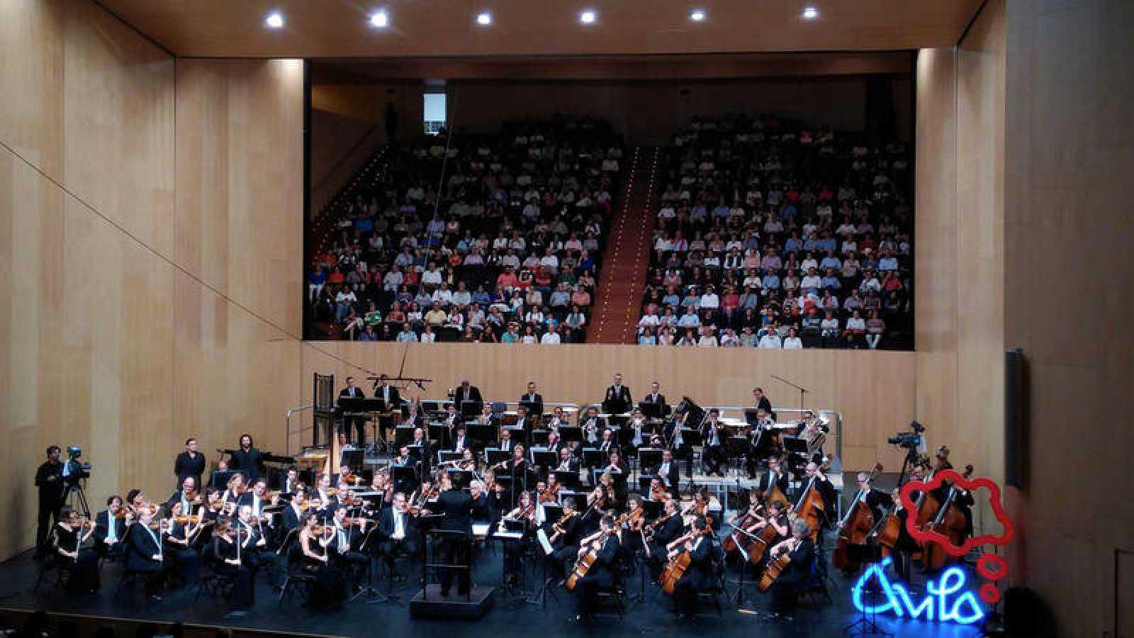La Orquesta Sinfónica RTVE en Ávila
