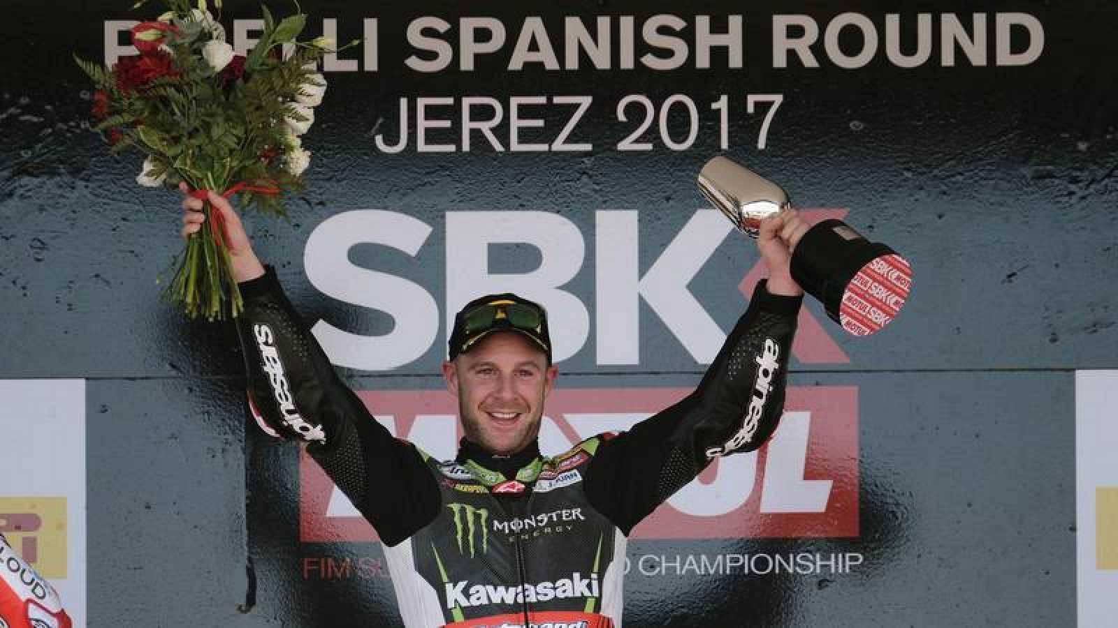 El campeón Rea se corona en la 'Catedral' y gana por primera vez en Jerez