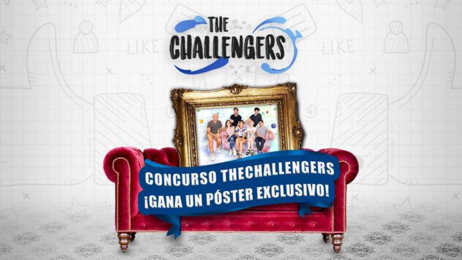 El concurso del primer programa de 'The Challengers'