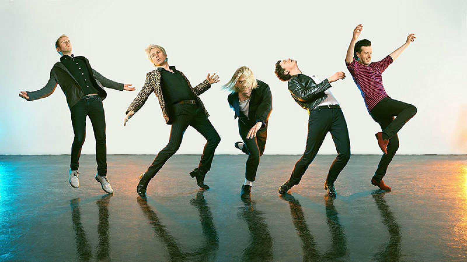 Radio 3 te invita a escuchar el nuevo disco de Franz Ferdinand y conocer a la banda