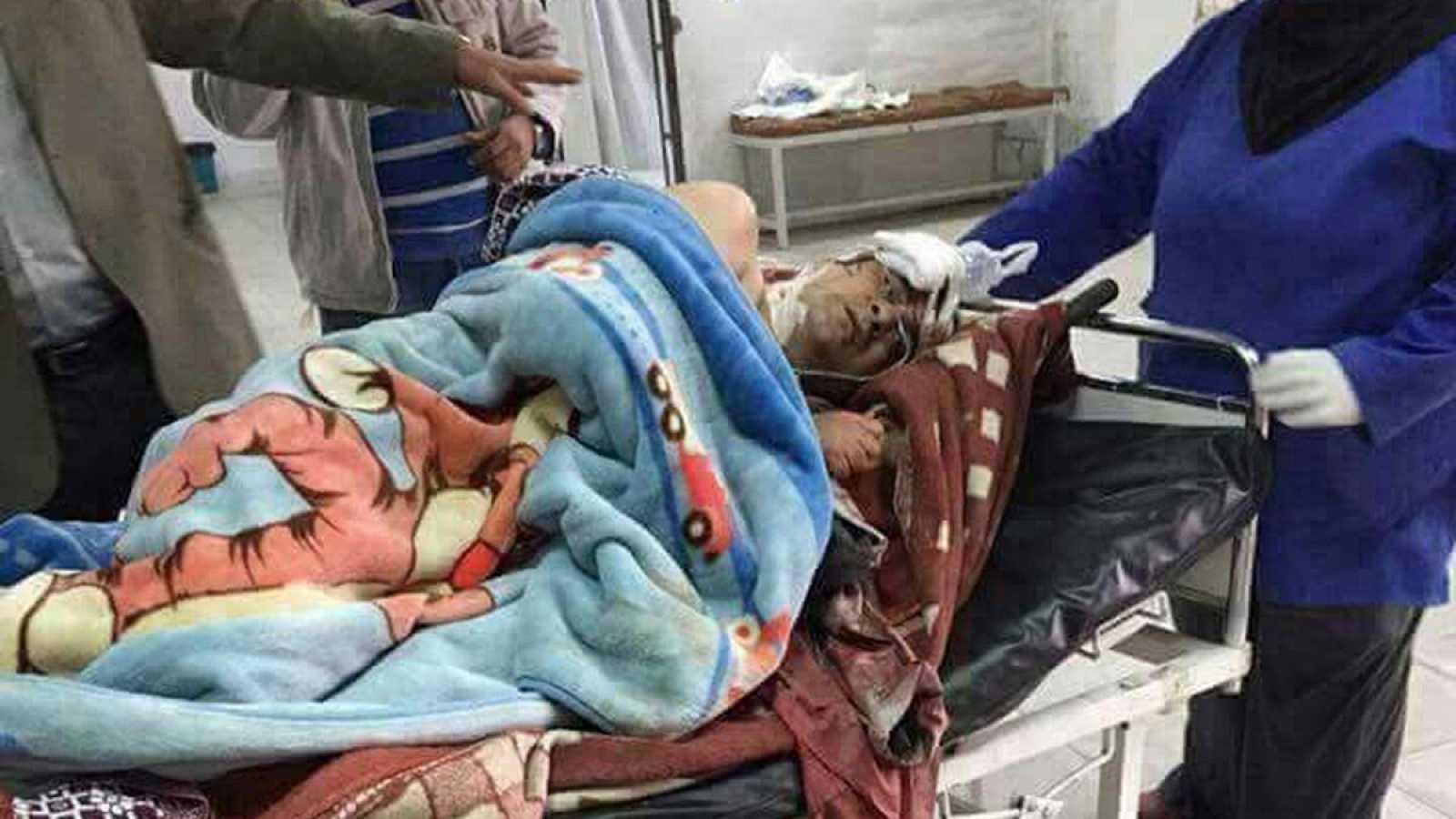 Uno de los heridos en el atentado de Egipto