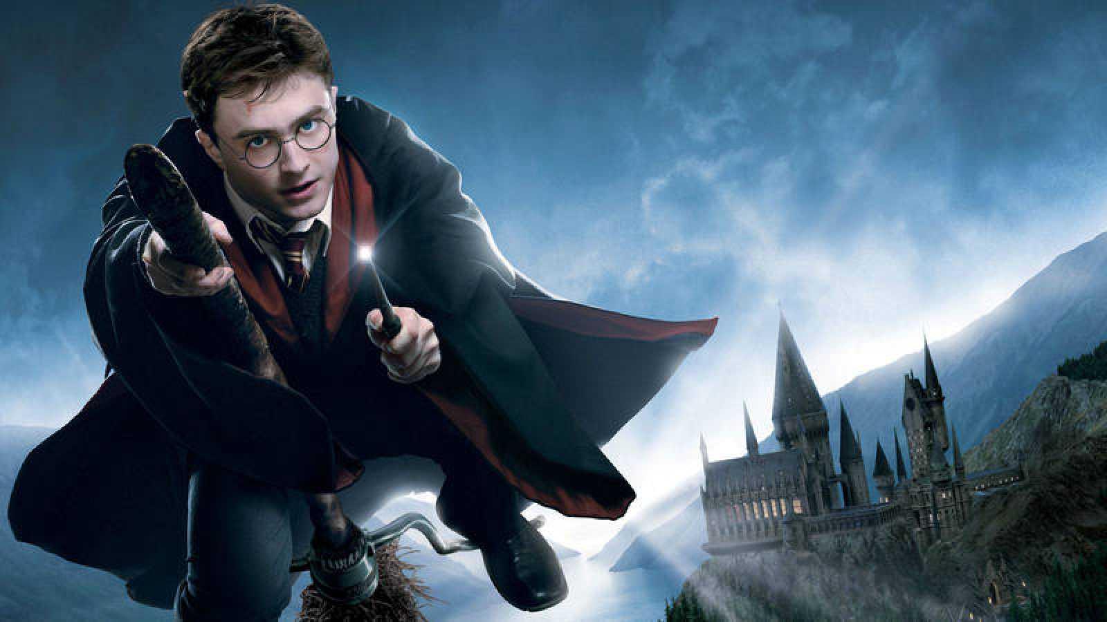 'Memoria de delfín' con Harry Potter