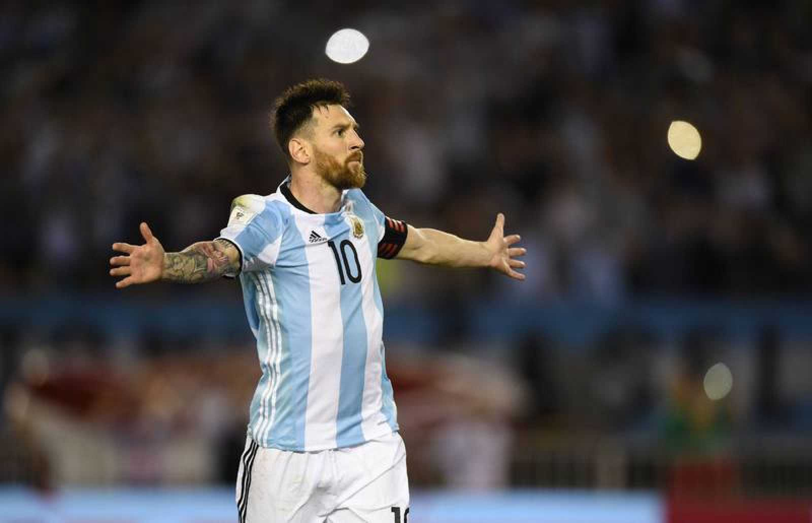 El argentino Leo Messi espera llevarse el Mundial de Rusia.