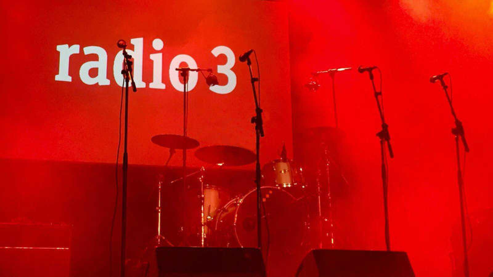 radio 3 concierto