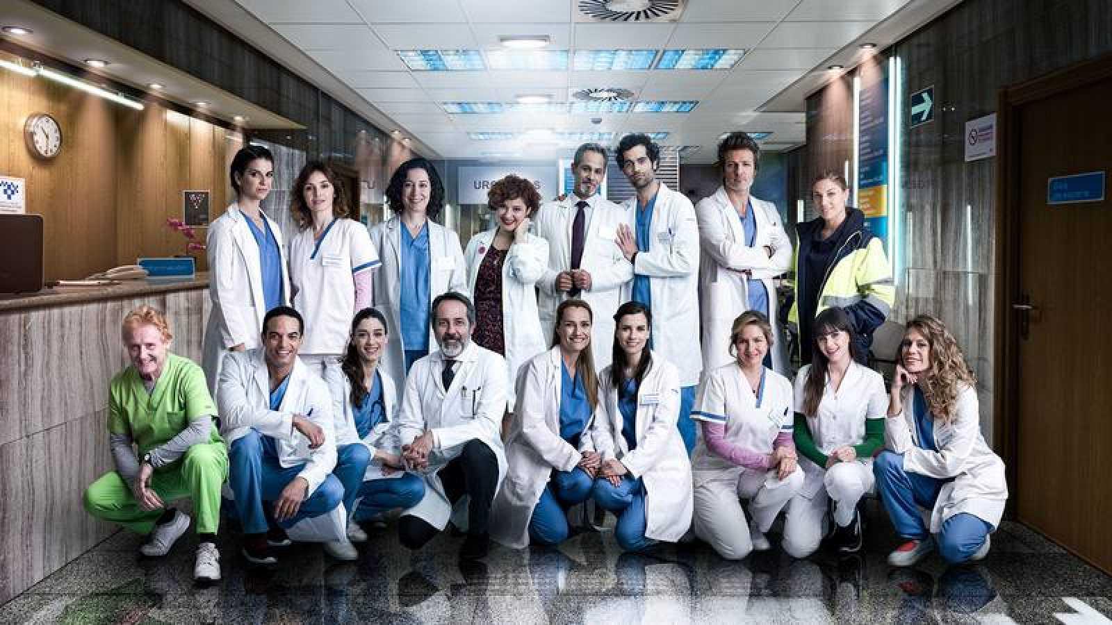Centro médico temporada 8