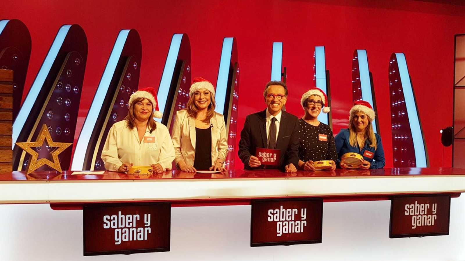 Especiales de Navidad en Saber y Ganar