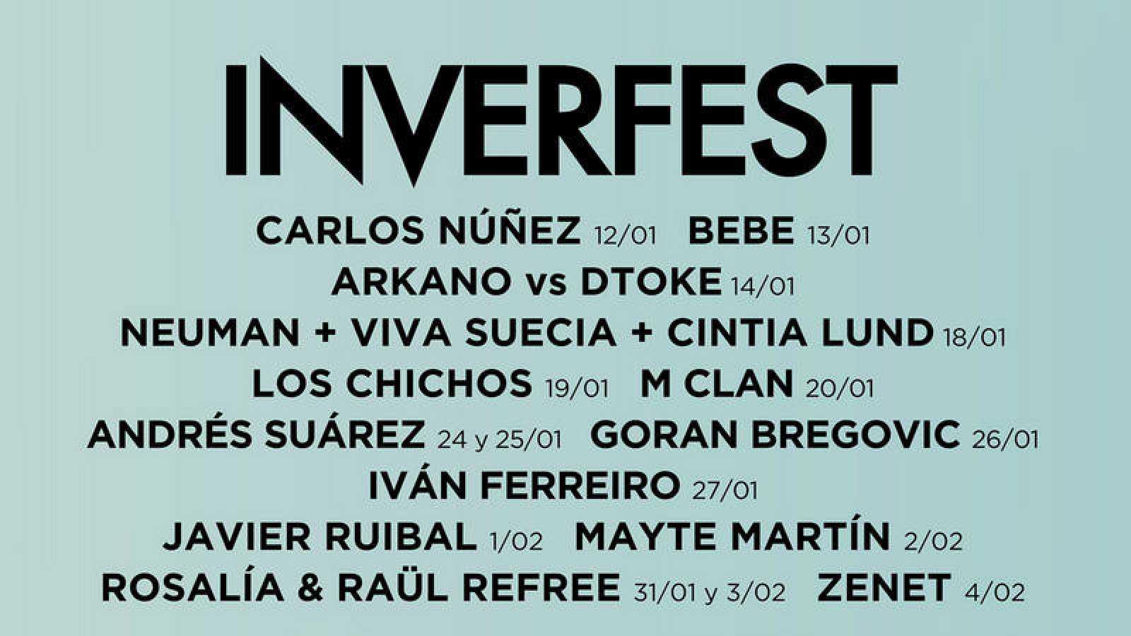 La cuarta edición del festival madrileño se celebrará en el Teatro Circo Price hasta el domingo 4 de febrero