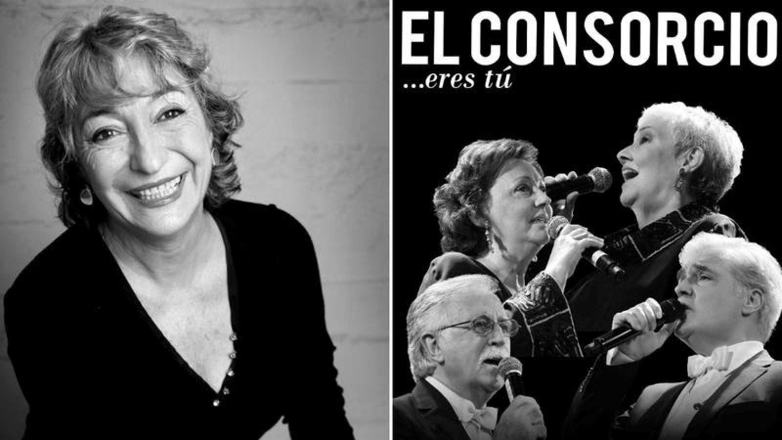 Luisa Gavasa y El Consorcio