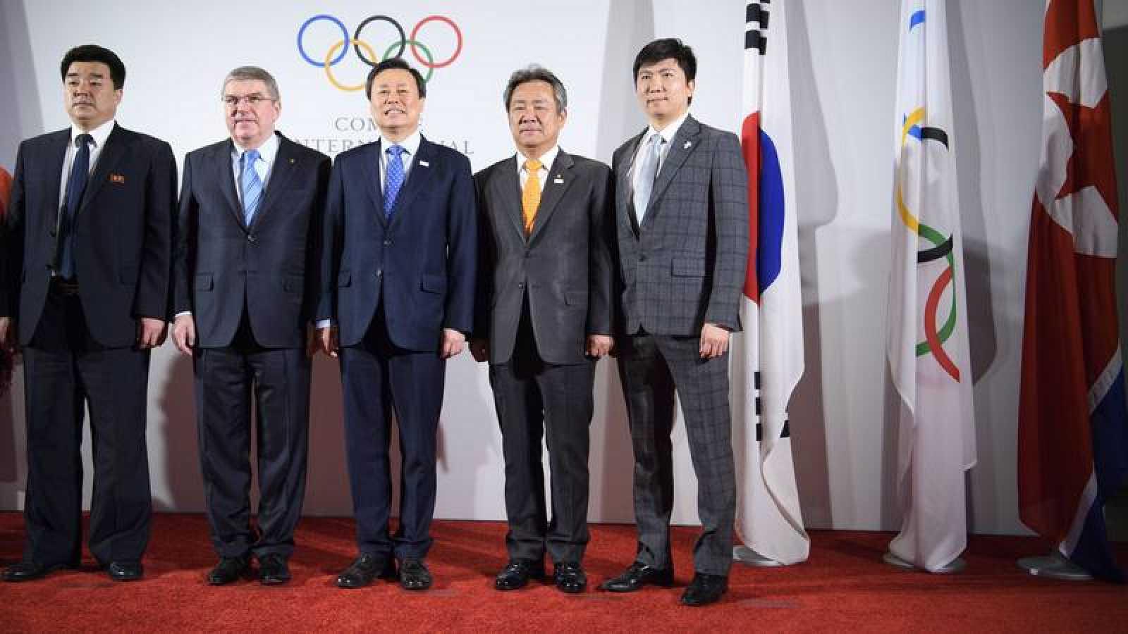 Veintidós atletas norcoreanos de 3 deportes participarán JJOO de PyeongChang