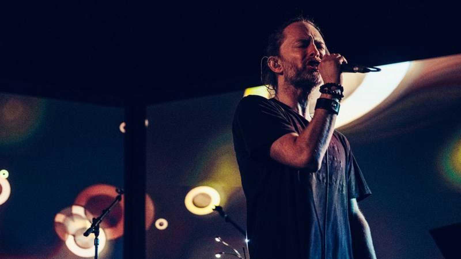 Thom Yorke repasará su trayectoria en un concierto especial la noche del 16 de junio