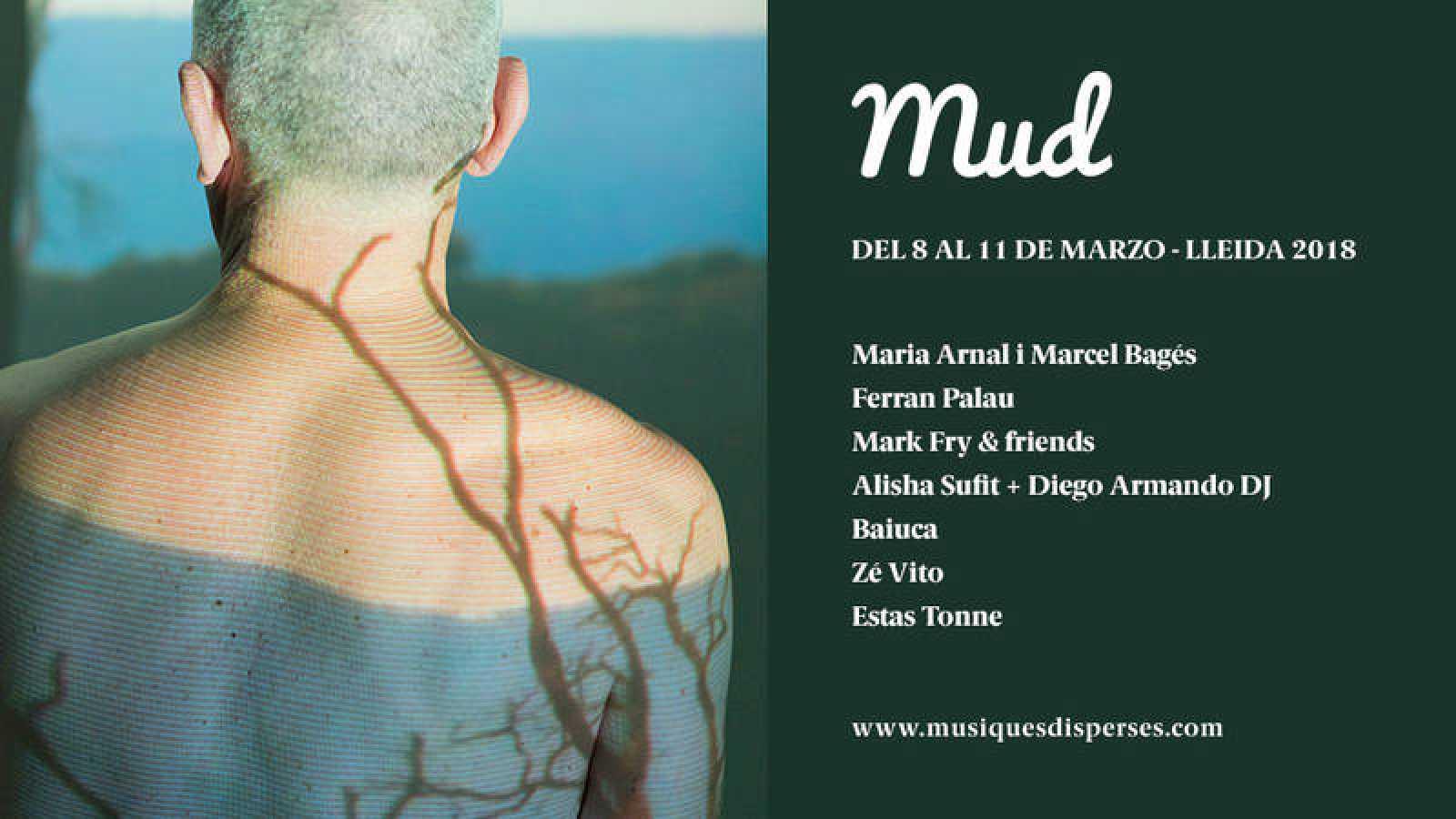 mud 2018 musiques disperses