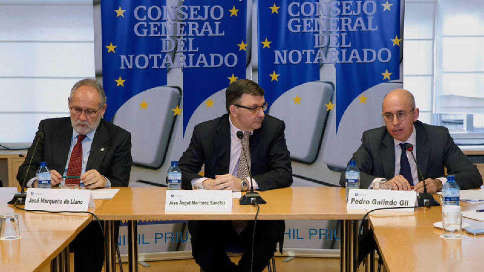 Presentación de la base de datos notarial para prevenir el blanqueo de capitales