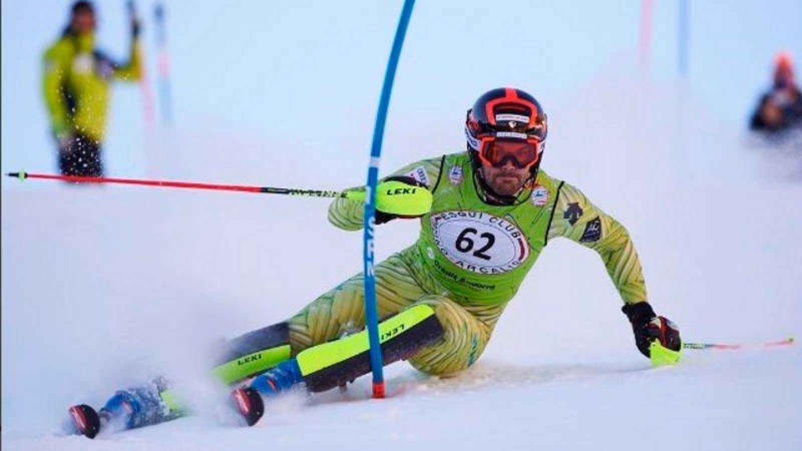 Quim Salarich estará en los Juegos de Pyeongchang 2018.