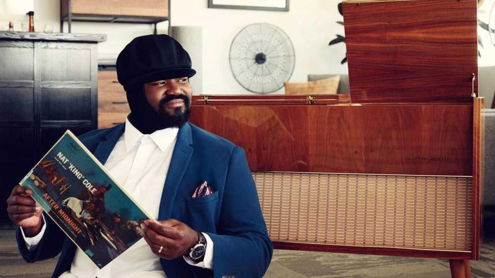 Gregory Porter, uno de los vocalistas de jazz y soul más cotizado y carismático del momento