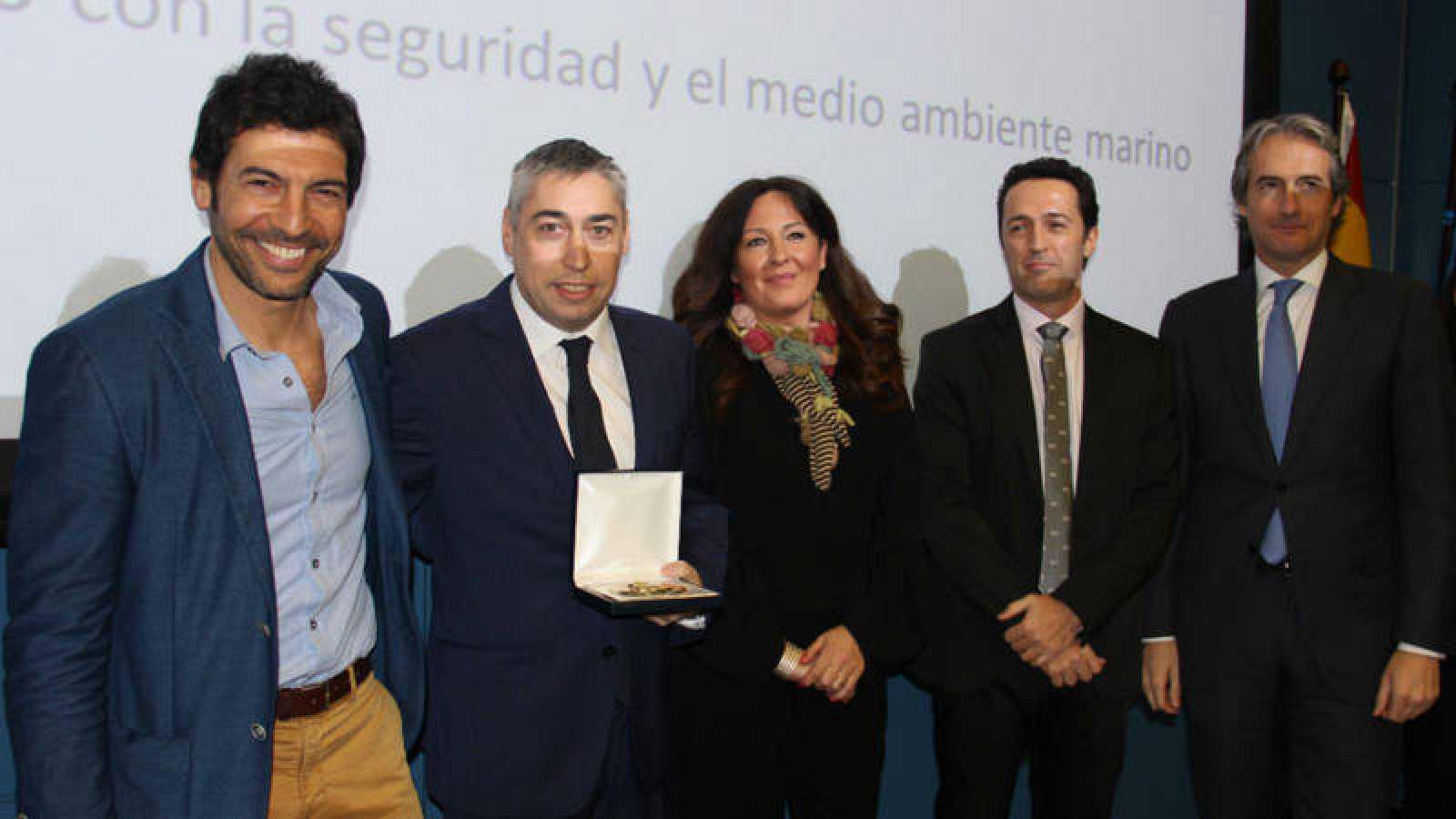 Premio Salvamento Marítimo