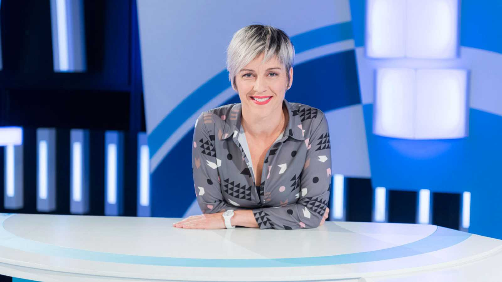 Marta Càceres, presentadora de Para Todos La 2