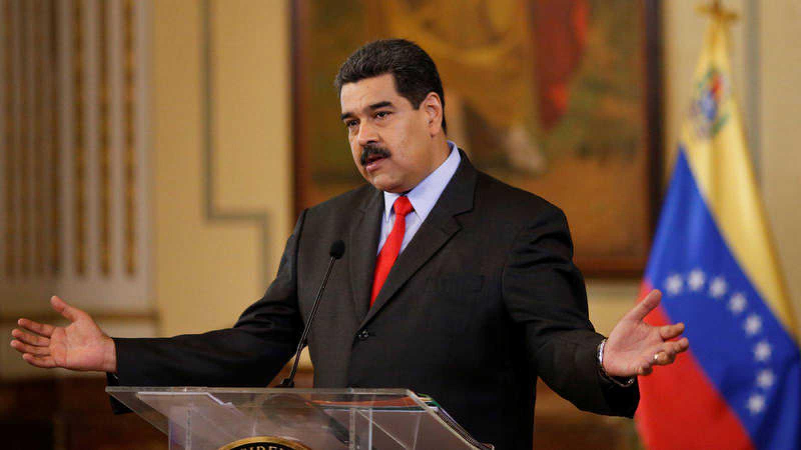 El presidente venezolano, Nicolás Maduro, fotografiado en Caracas