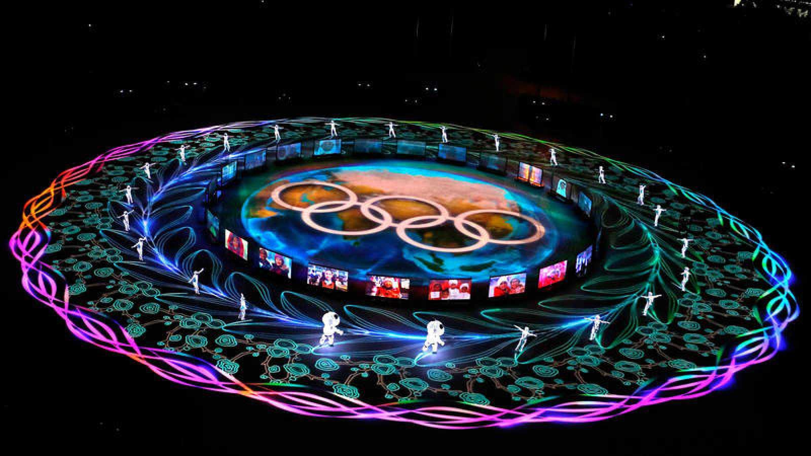 Ceremonia de Clausura de Pyeongchang 2018.
