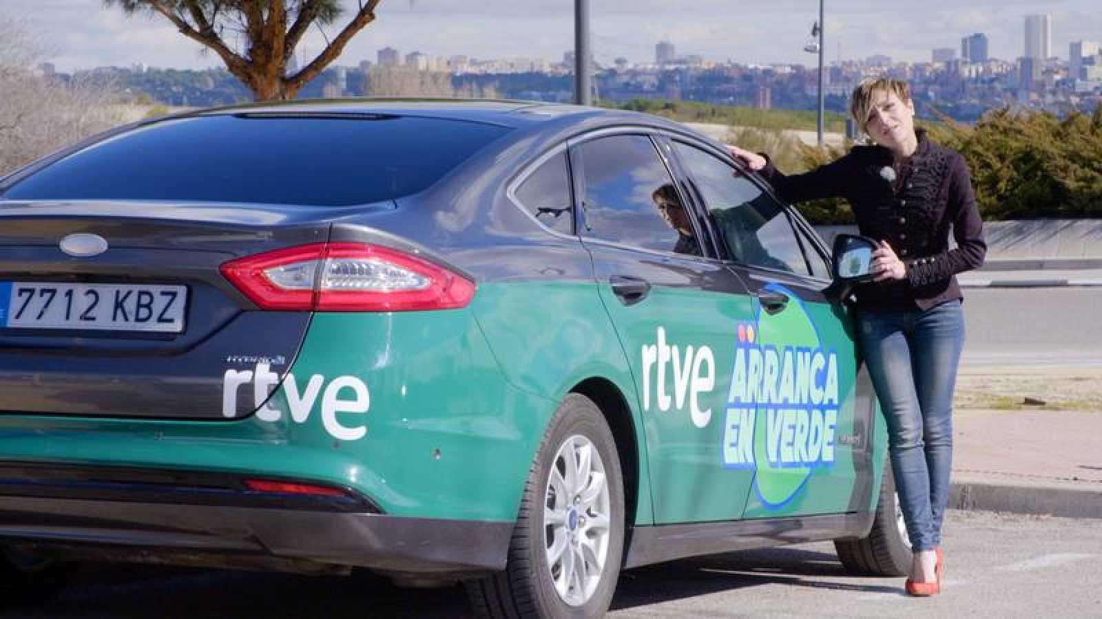 La 1 estrena 'Arranca en verde', concurso sobre seguridad vial presentado por Sara Escudero