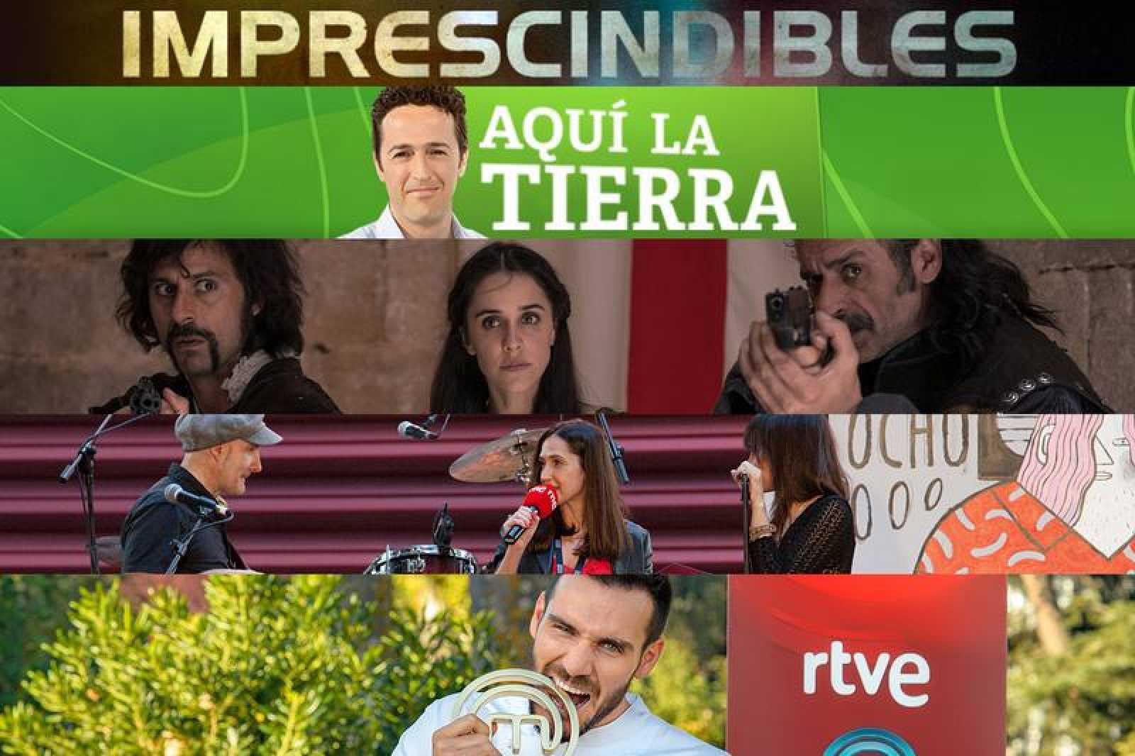 Los Premios Iris, Ondas, Antenas de Oro y Plata y festivales como los de Vitoria, León o el MiM también han galardonado a RTVE