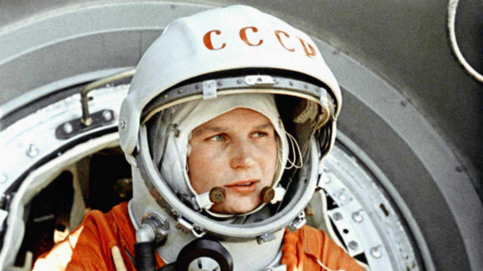 Resultado de imagen de Valentina Tereshkova