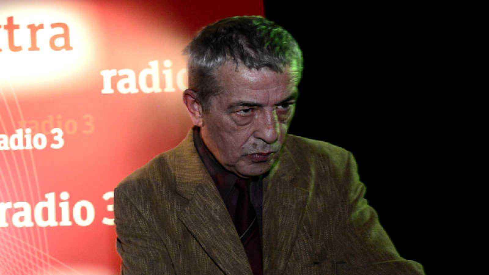 José Manuel Costa en su participación en la Fiesta de Radio 3 Extra en 2015