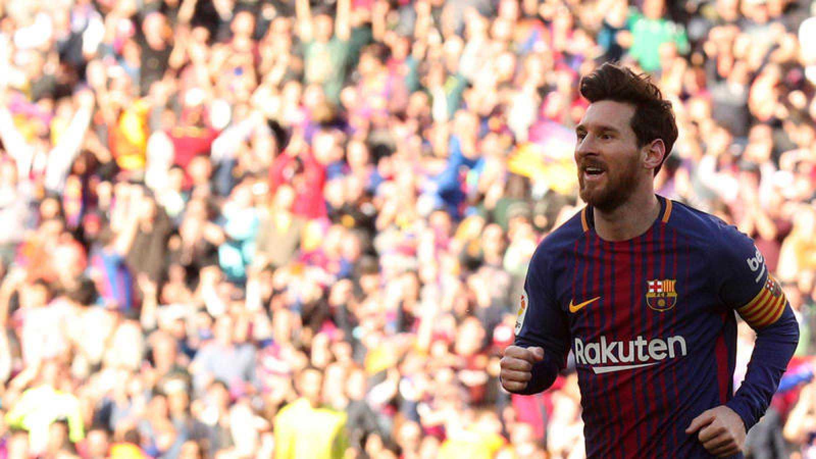 El Barça acaricia La Liga