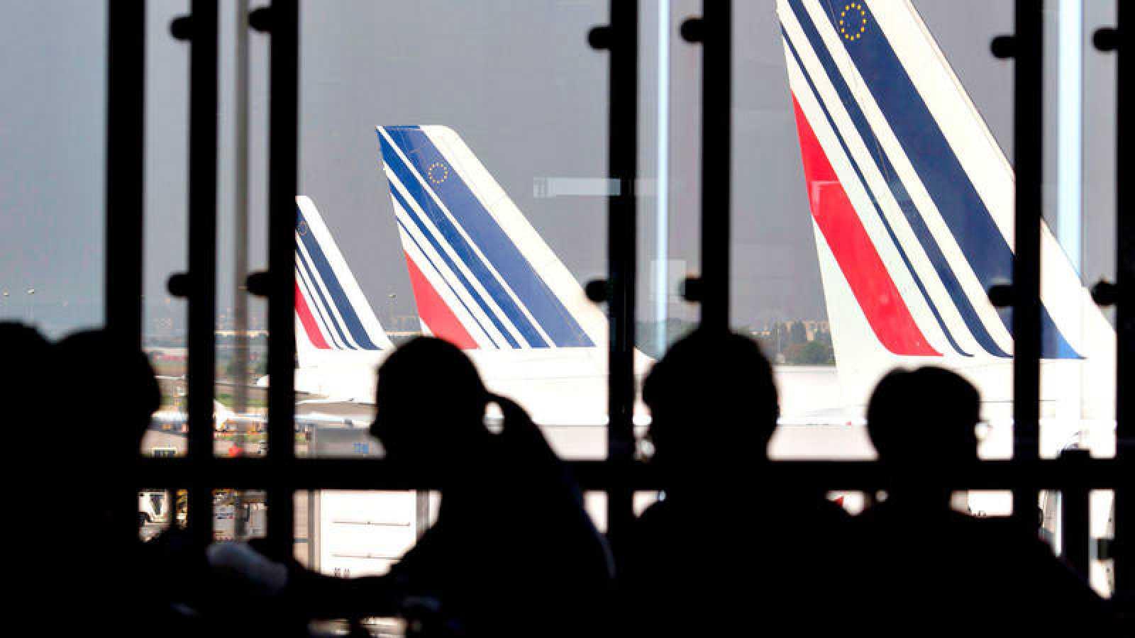 Un fallo técnico amenaza con retrasar la mitad de los vuelos en Europa