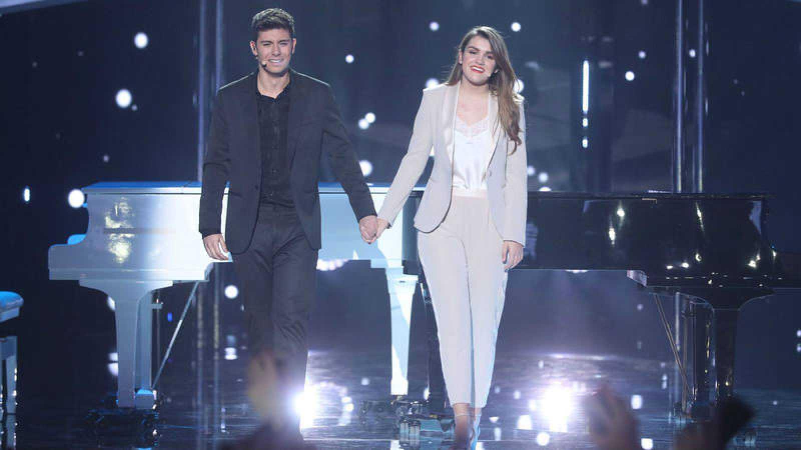 'Memoria de delfín' con Eurovisión 2018