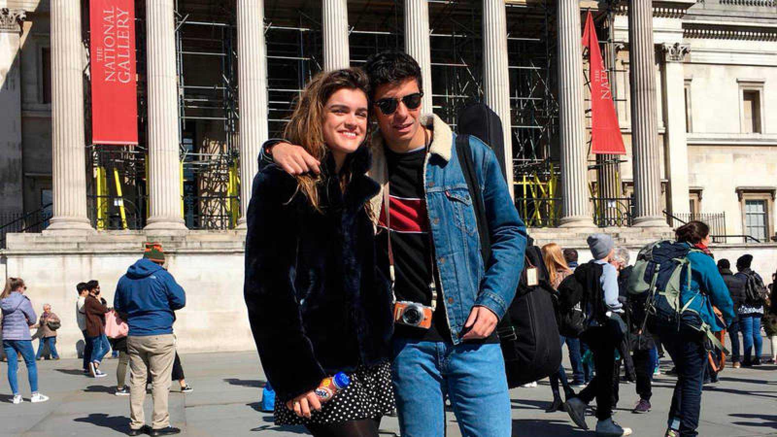 Amaia y Alfred comienzan la gira europea en Londres