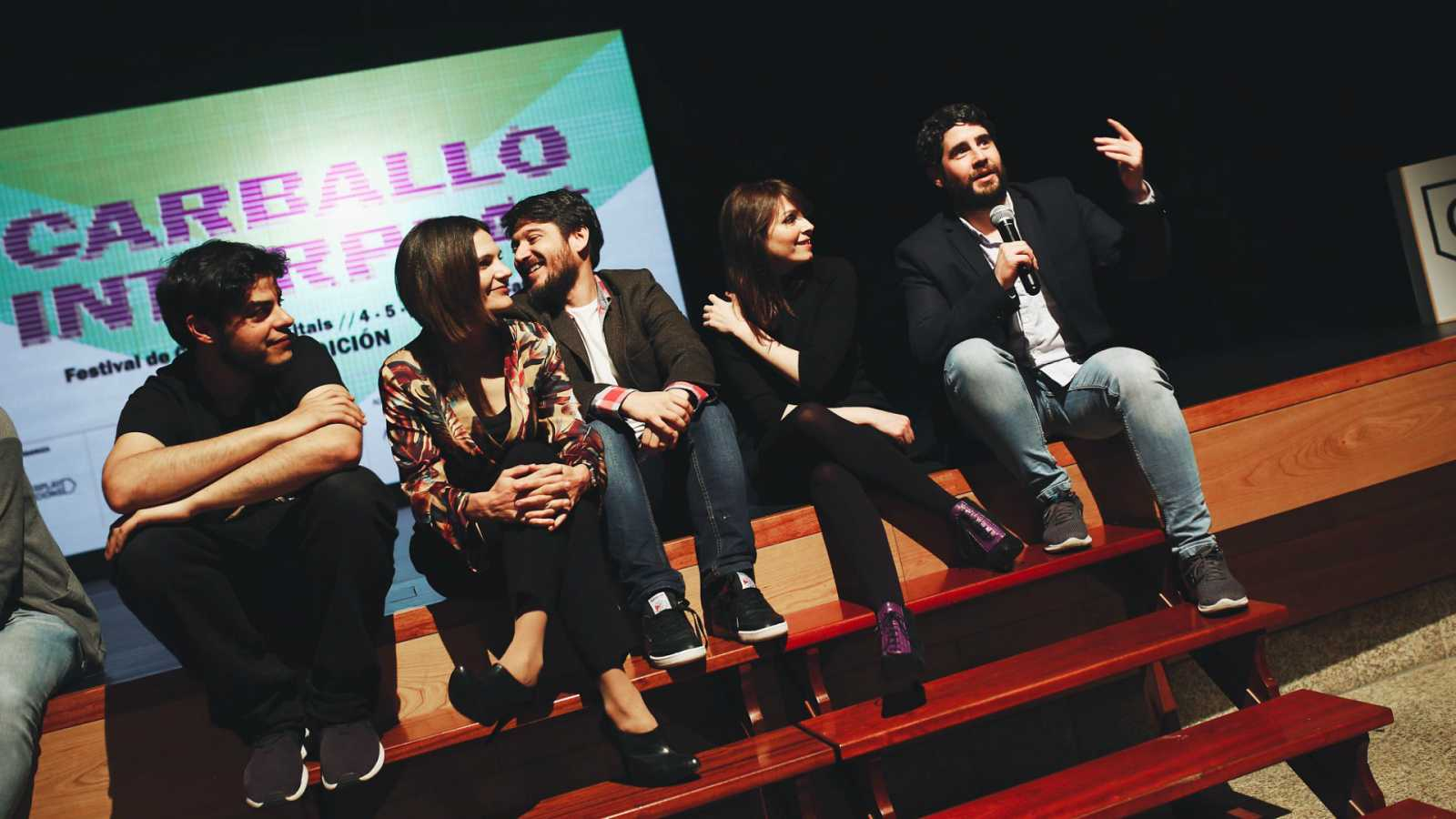 'Dorien' y 'Mambo', webseries de Playz premiadas en la quinta edición del Festival (Foto: Festival Carballo Interplay)