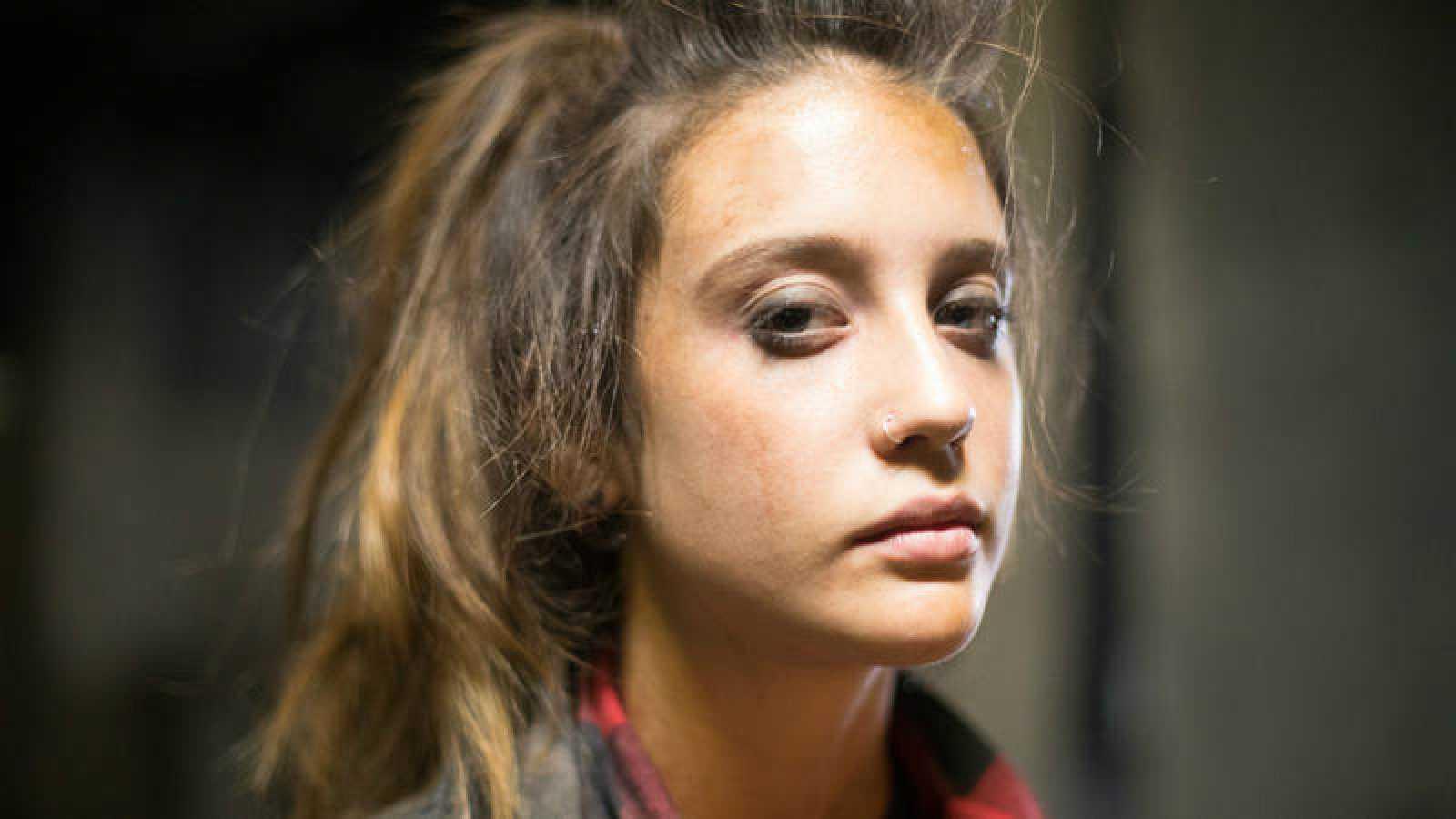 María Pedraza interpreta a Alba en 'Si fueras tú'