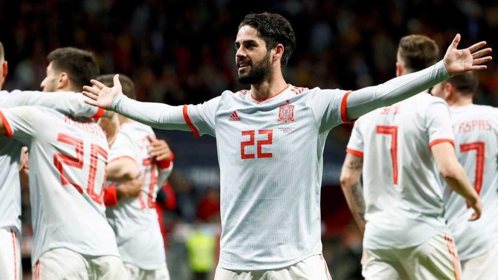 España pierde dos posiciones en el ranking FIFA y es octava, mientras Alemania sigue en la cima