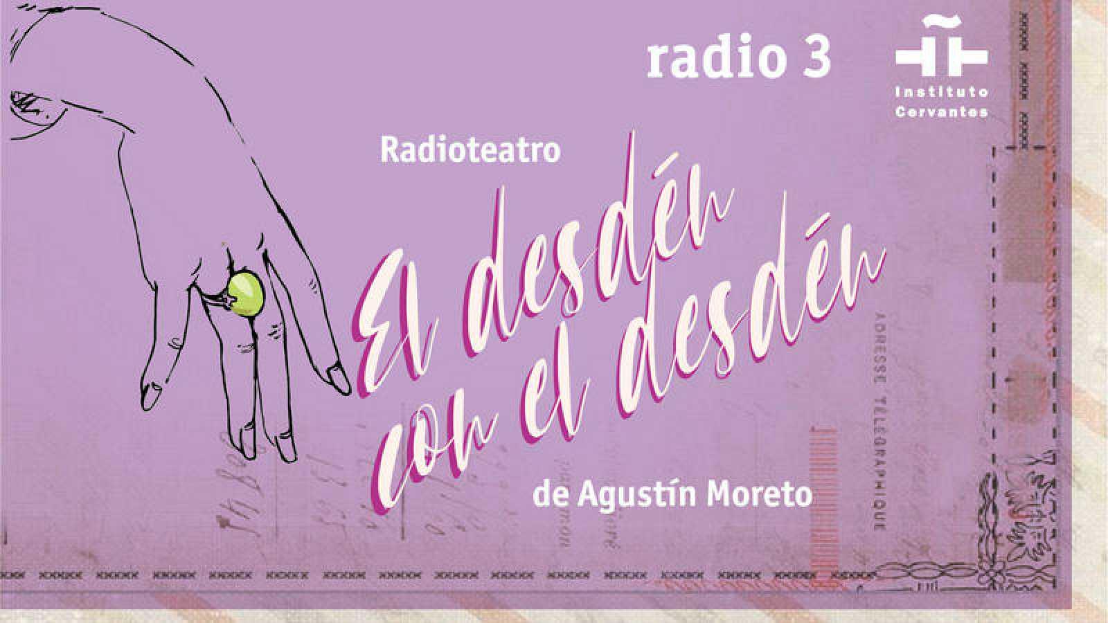 'El desdén con el desdén' es una obra de Agustín de Moreto, de cuyo nacimiento se conmemora el 400 aniversario este 2018.