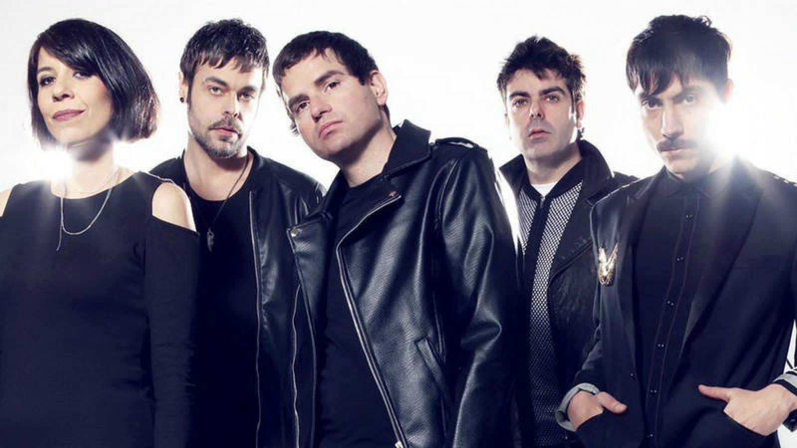 Dorian empezarán a presentar su nuevo disco, 'Justicia Universal', en el Warm Up de Murcia