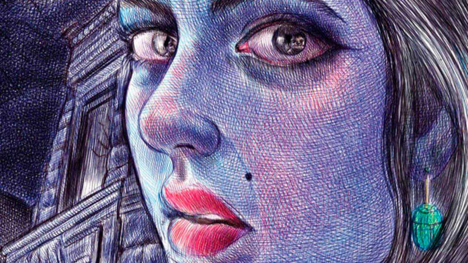 Fragmento de la portada de 'Lo que más me gusta son los monstruos'