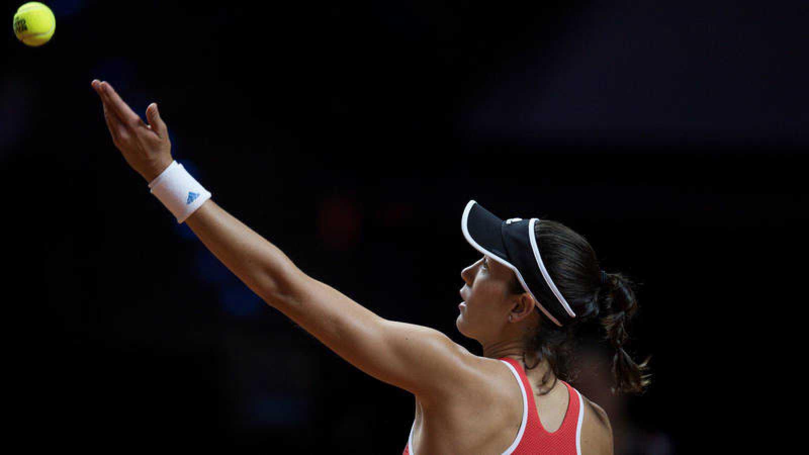 """Muguruza:""""Ganar un Grand Slam parece normal para la gente y es lo contrario"""""""