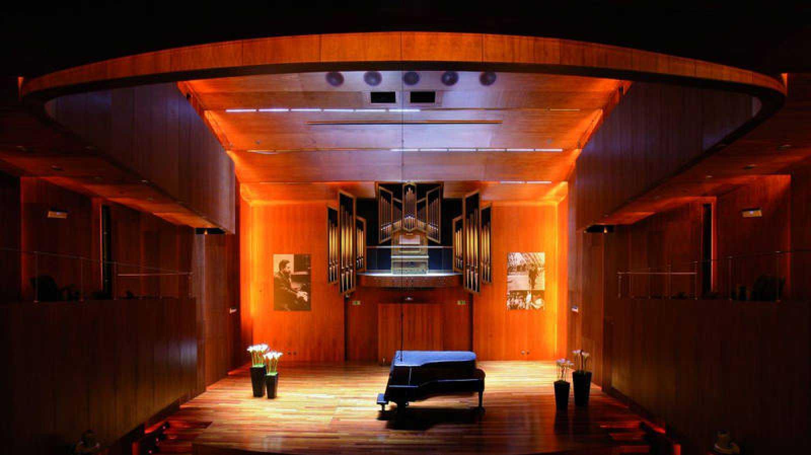 Auditorio Sony de la Escuela de Música Reina Sofía