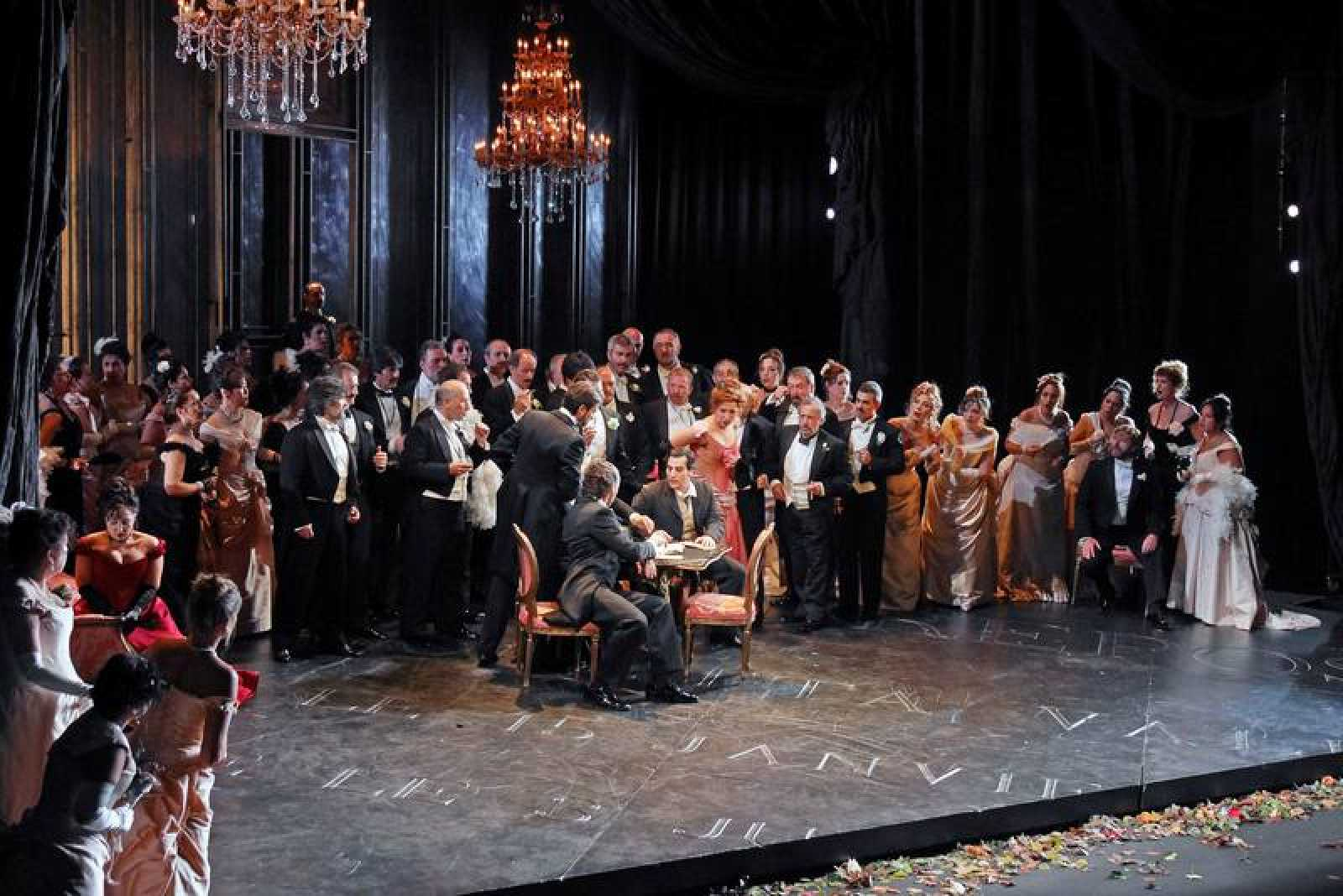 'El Palco' recupera la versión de la ópera 'La Traviata' desde el Teatro Real