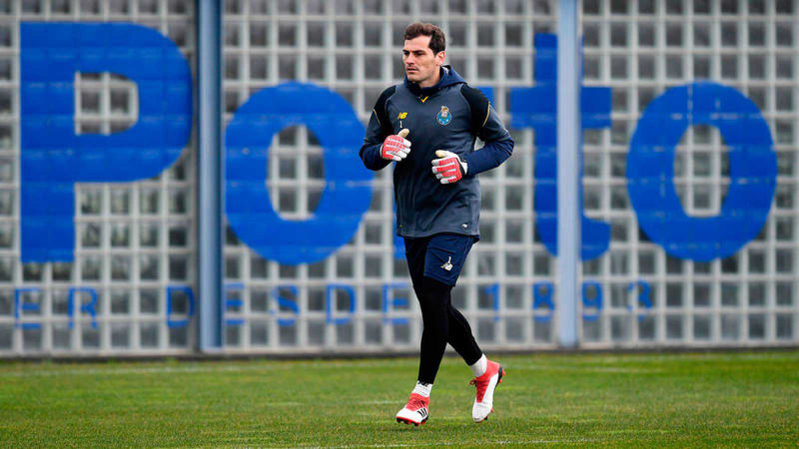 Iker Casillas consigue su primer título con el Oporto desde su llegada en 2015