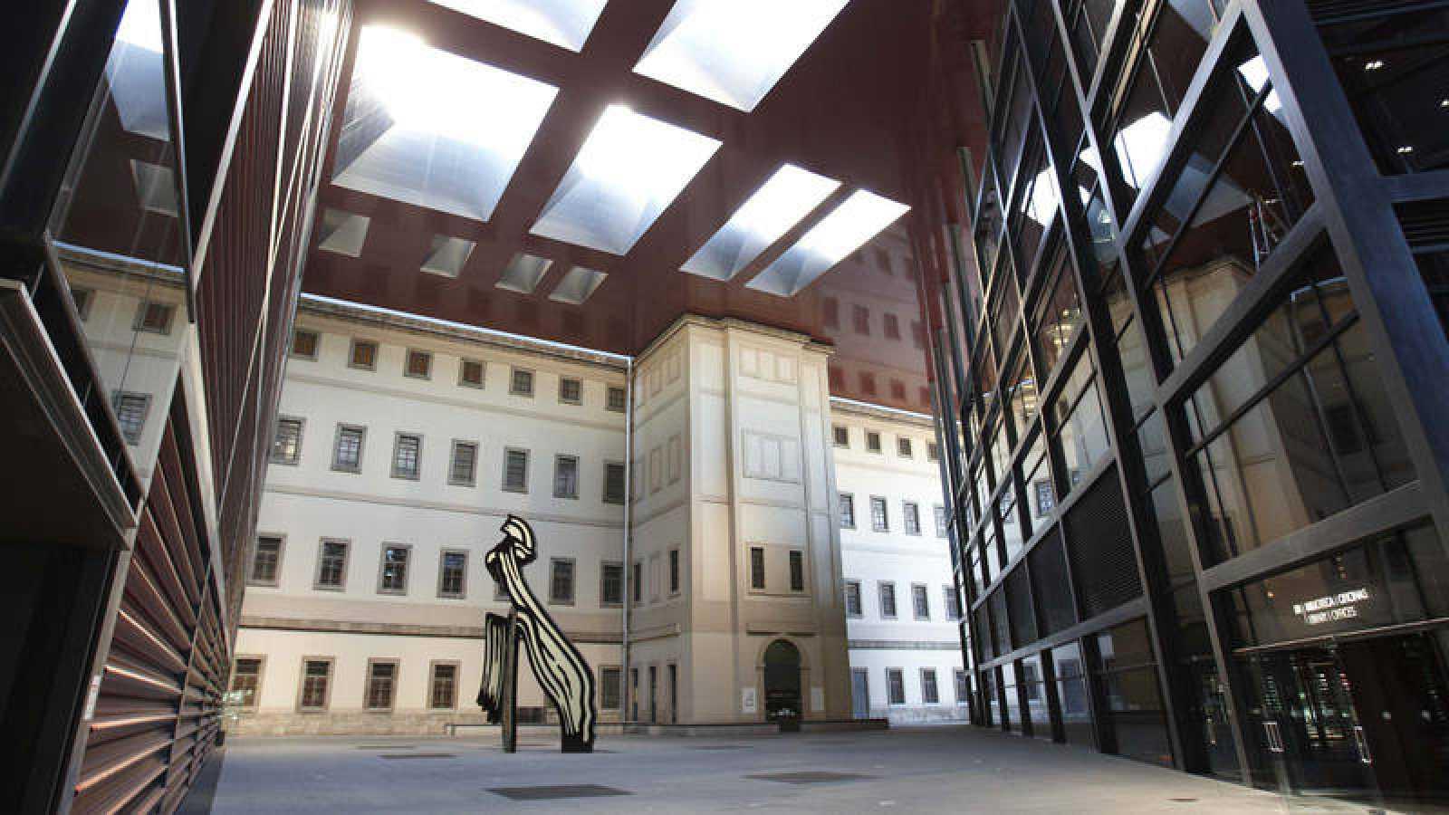 Edificio Nouvel del Museo Nacional Centro de Arte Reina Sofía