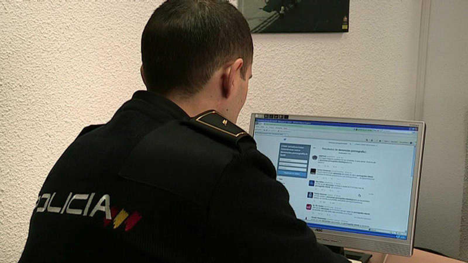 La operación ha sido llevado a cabo en España por la Policía Nacional, en una actuación coordinada por Europol.