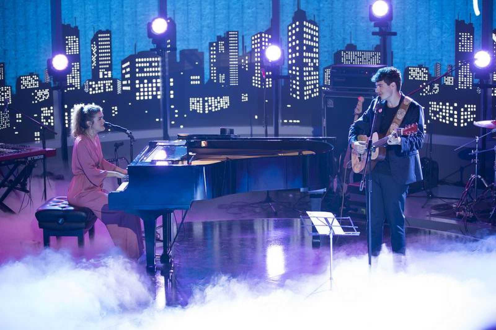 Amaia y Alfred interpretan 'Tu canción'