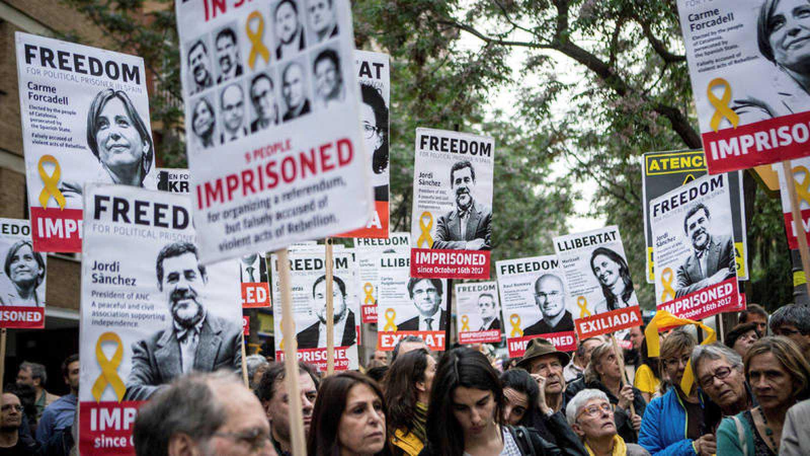 El conflicto catalán es el tercer motivo de preocupación para los españoles.